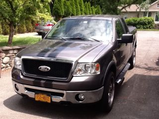 2008 Ford F - 150 Xlt Extended Cab Pickup 4 - Door 5.  4l photo