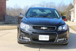 2014 Chevrolet Ss Base Sedan 4 - Door 6.  2l photo