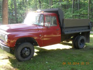 1965 International 1300 D Dump Truck photo