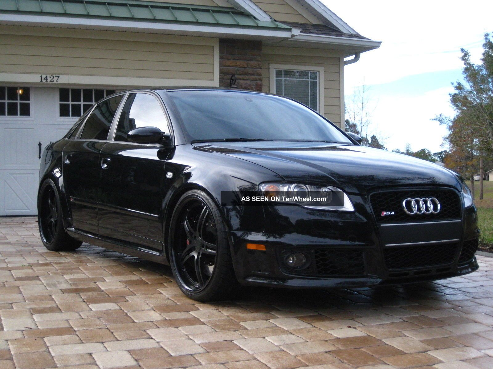2008 Audi Rs4 Base Sedan 4 - Door 4.  2l RS4 photo