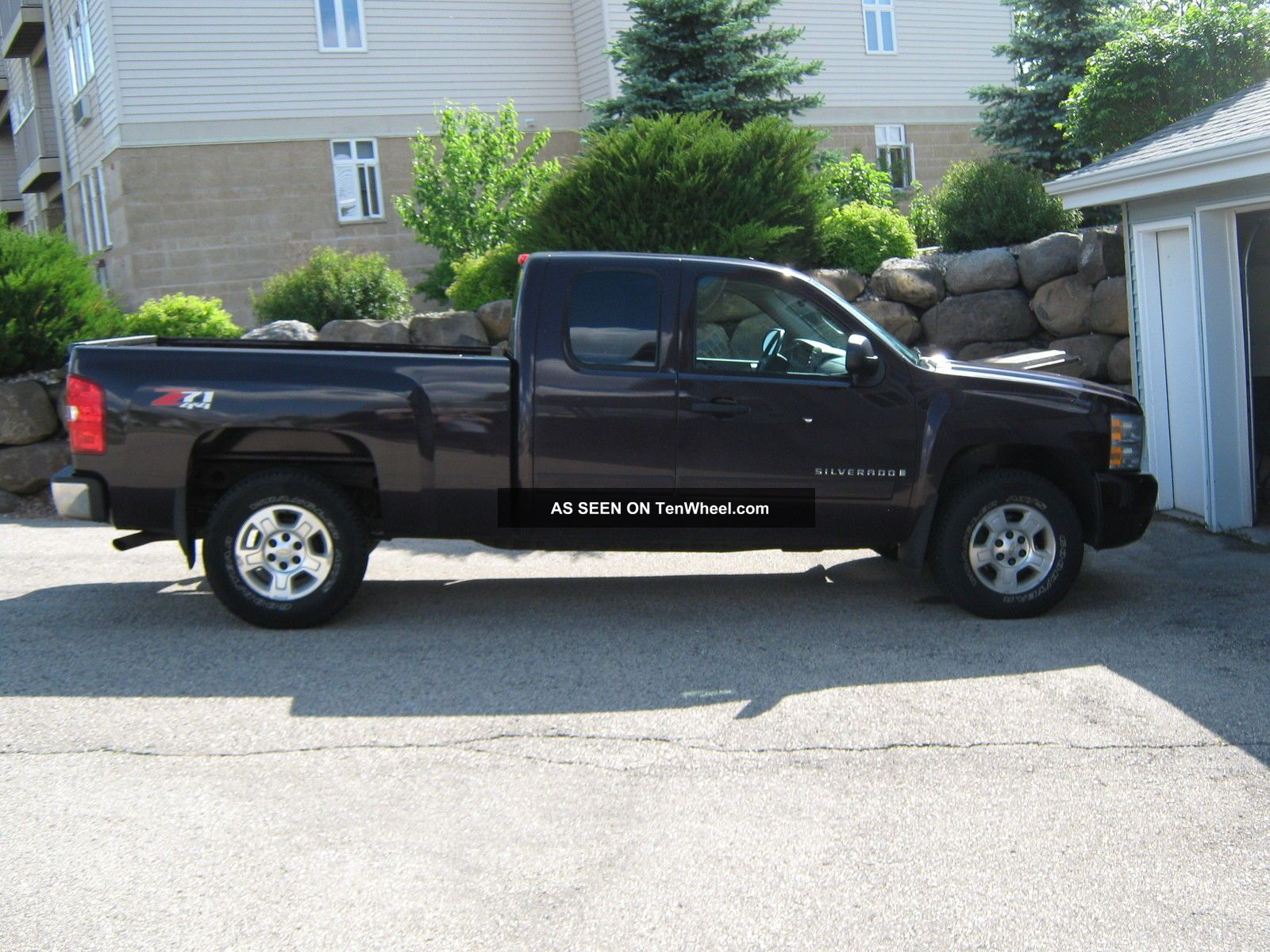 2008 chevrolet silverado 1500 lt extended cab pickup 4 door 5 3l. Black Bedroom Furniture Sets. Home Design Ideas