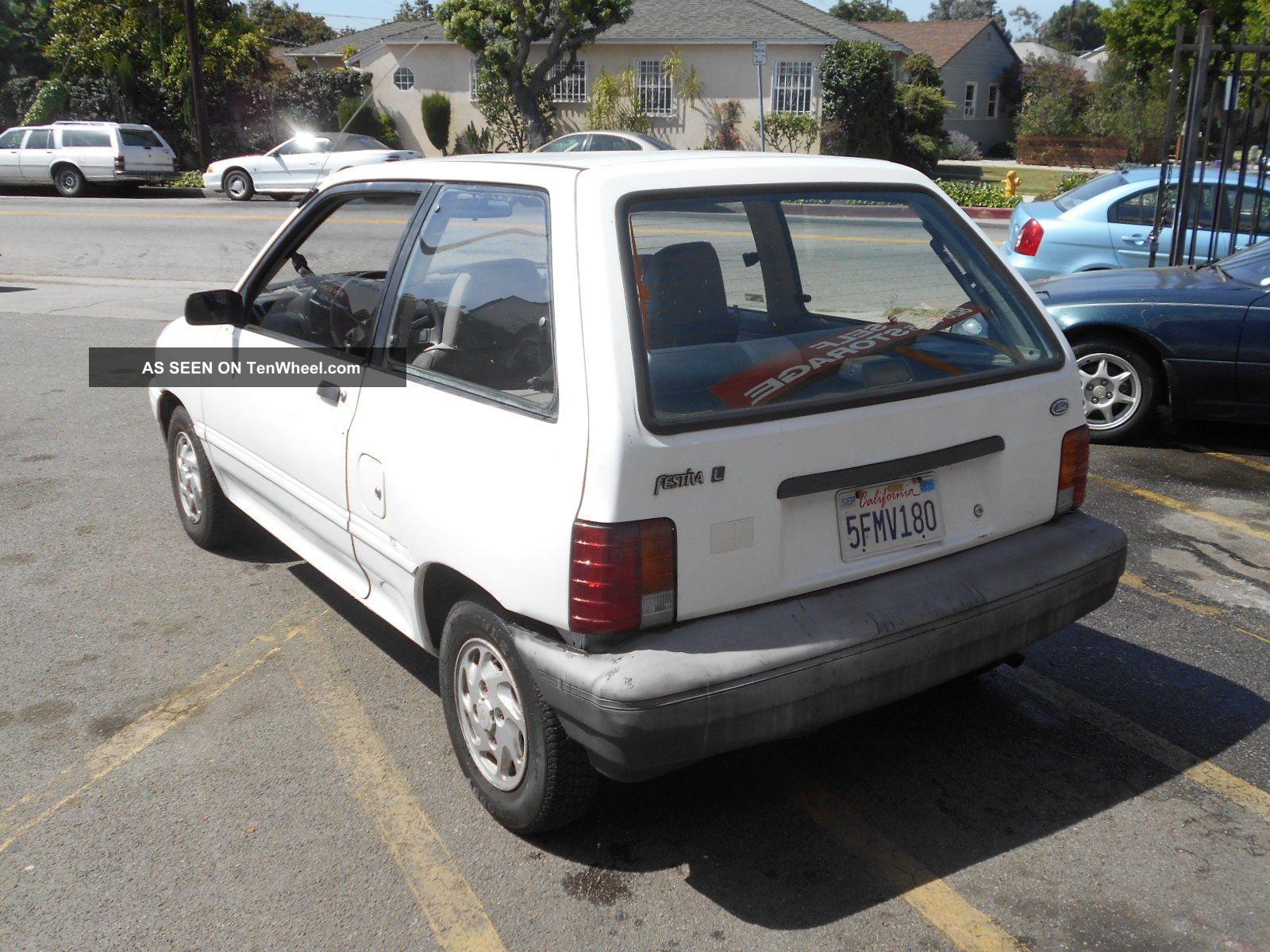 Ford Festiva Gl Hatchback Door L Lgw on 1992 Acura Integra 4 Door