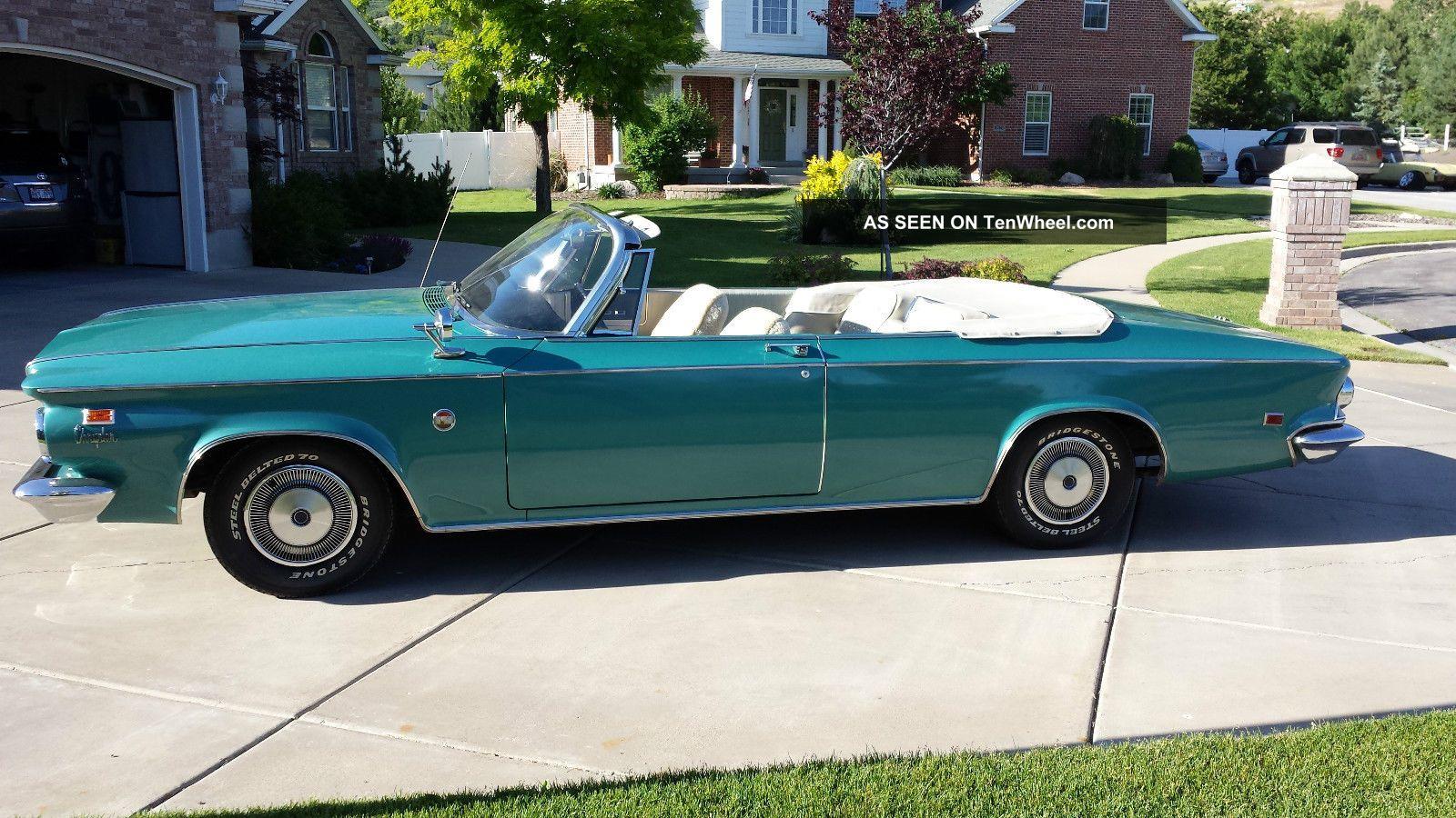 1963 Chrysler 300 300 Series photo