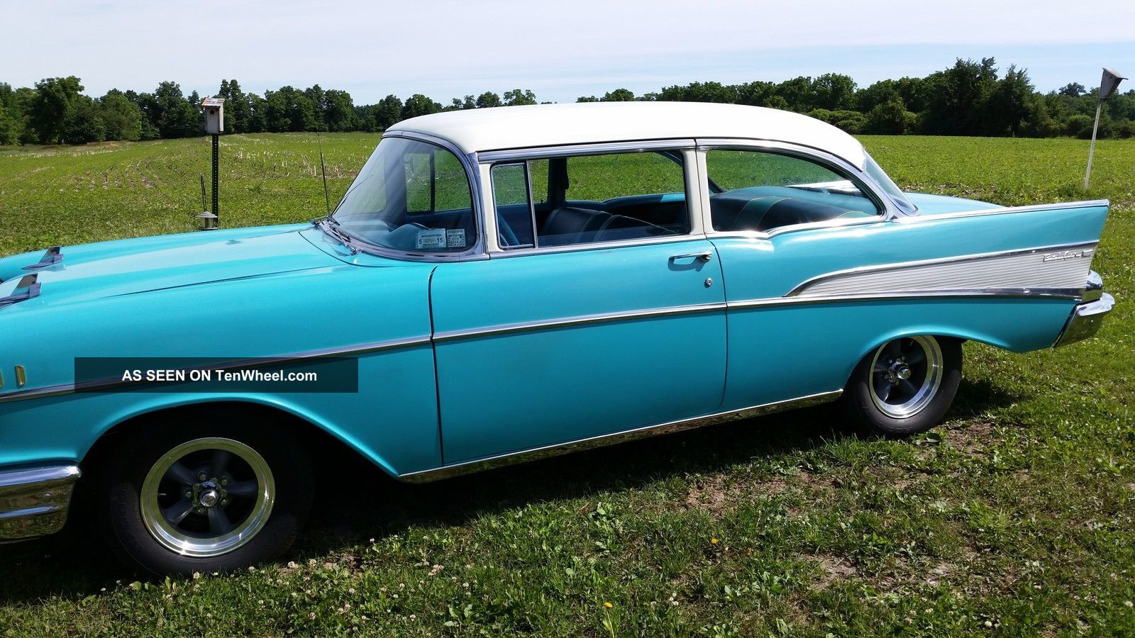 1957 chevy belair 2 door sedan for 1957 chevy belair 2 door