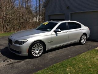 2010 Bmw 7 - Series 750 Li X - Drive photo