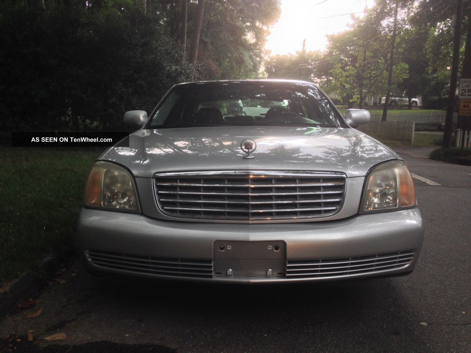 2000 cadillac deville base sedan 4 door 4 6l. Cars Review. Best American Auto & Cars Review