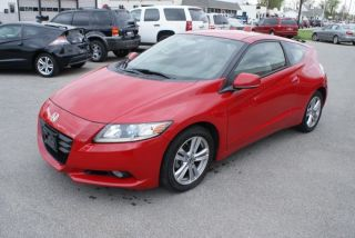 2011 Honda Cr - Z Ex Hatchback 2 - Door 1.  5l photo