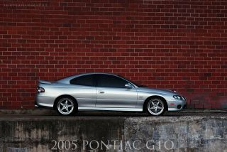 2005 Pontiac Gto,  Quicksilver,  432rwhp / 422tq photo