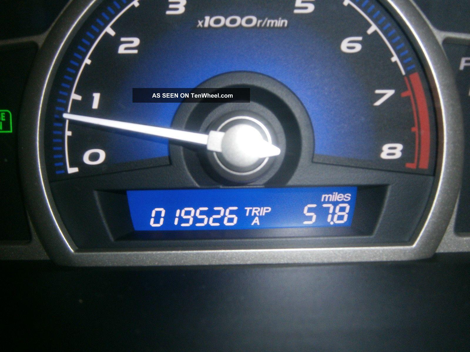 2011 Honda Civic Lx Sedan 4 - Door 1.  8l Civic photo