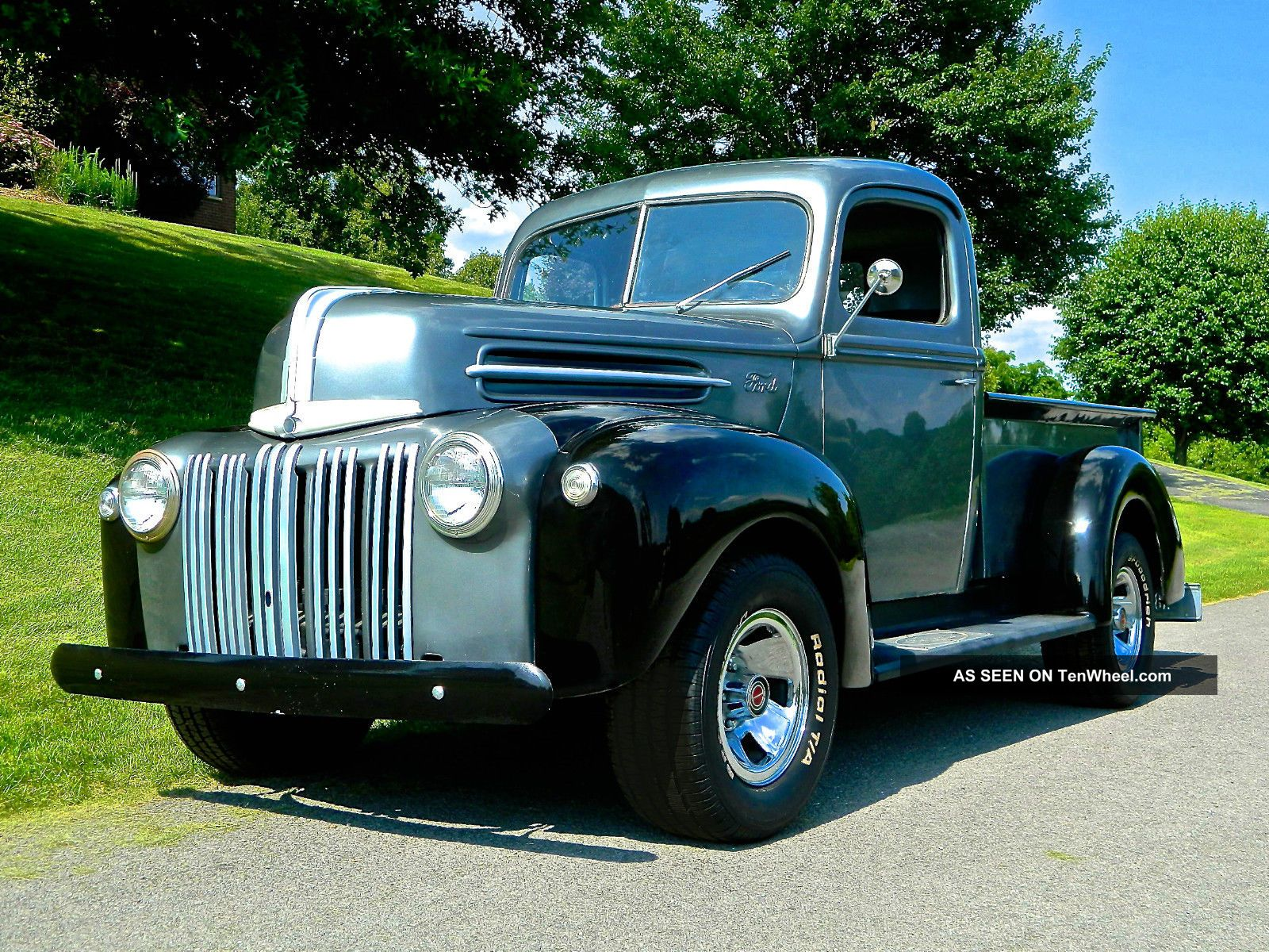 1946 Ford Truck Flatehead V - 8 Other photo