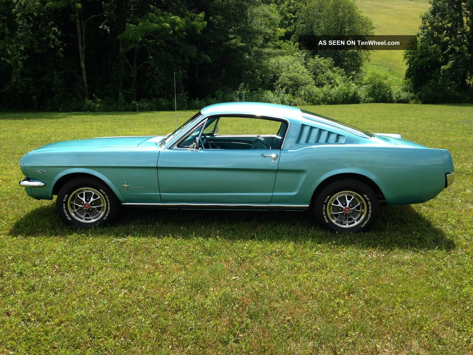 1966 Ford Mustang Fastback 2+2