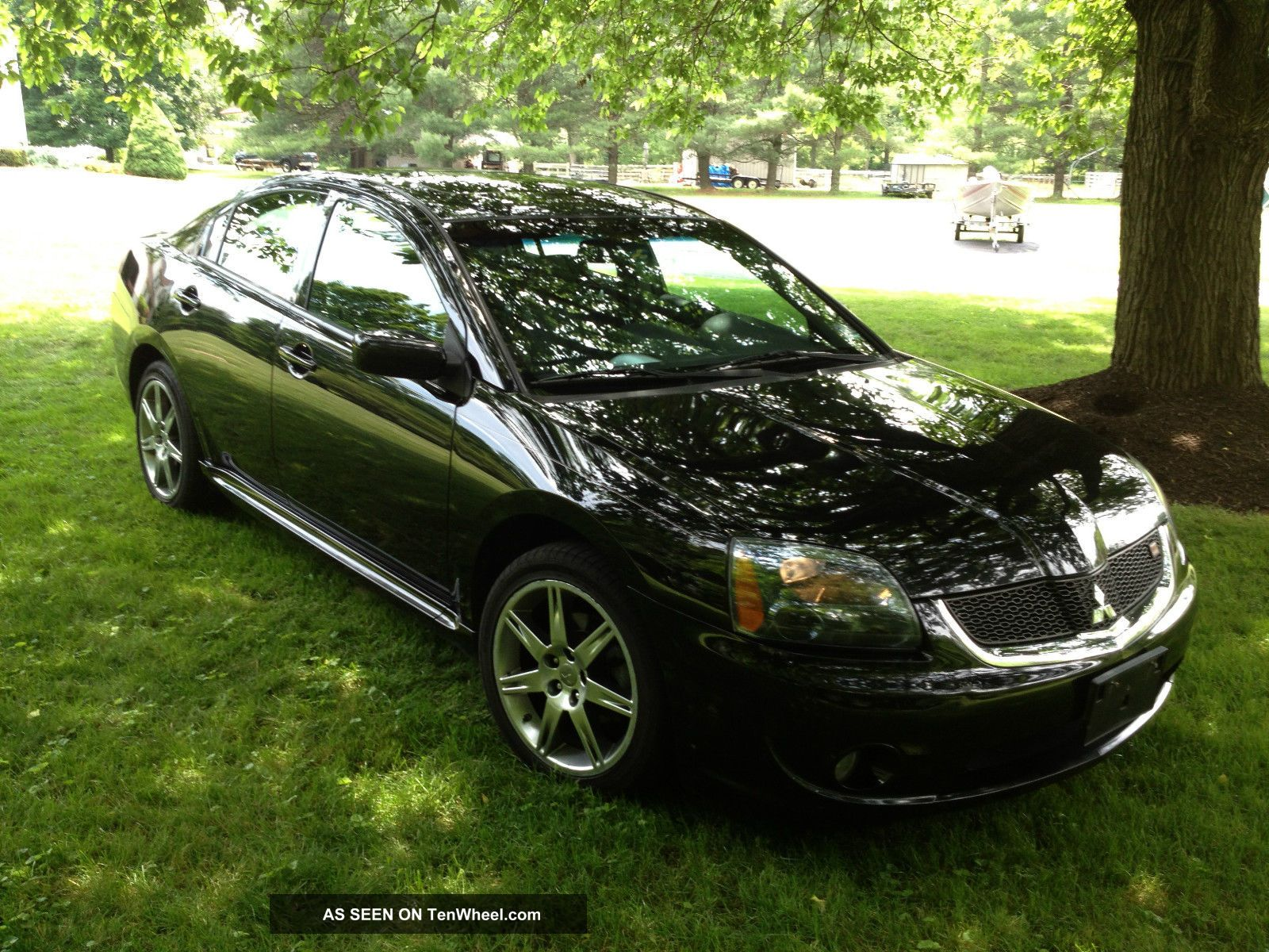 2007 Mitsubishi Galant Ralliart Sedan 4 - Door 3.  8l Galant photo