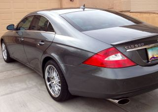 2007 Mercedes - Benz Cls - Class Cls550 Designo Package photo