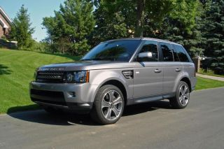 2012 Range Rover Sport Supercharged photo