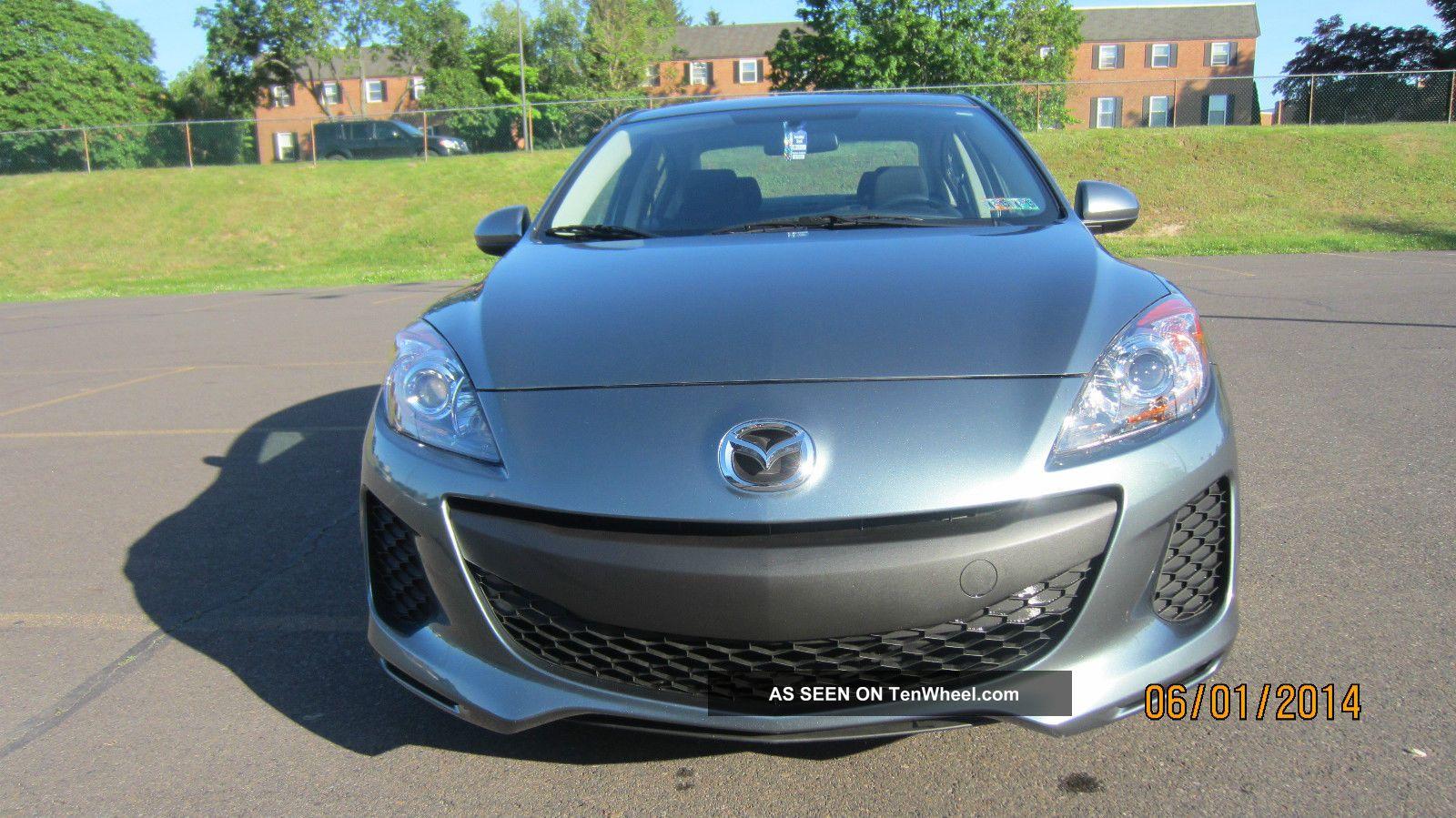 2013 Mazda 3 Mazda3 photo