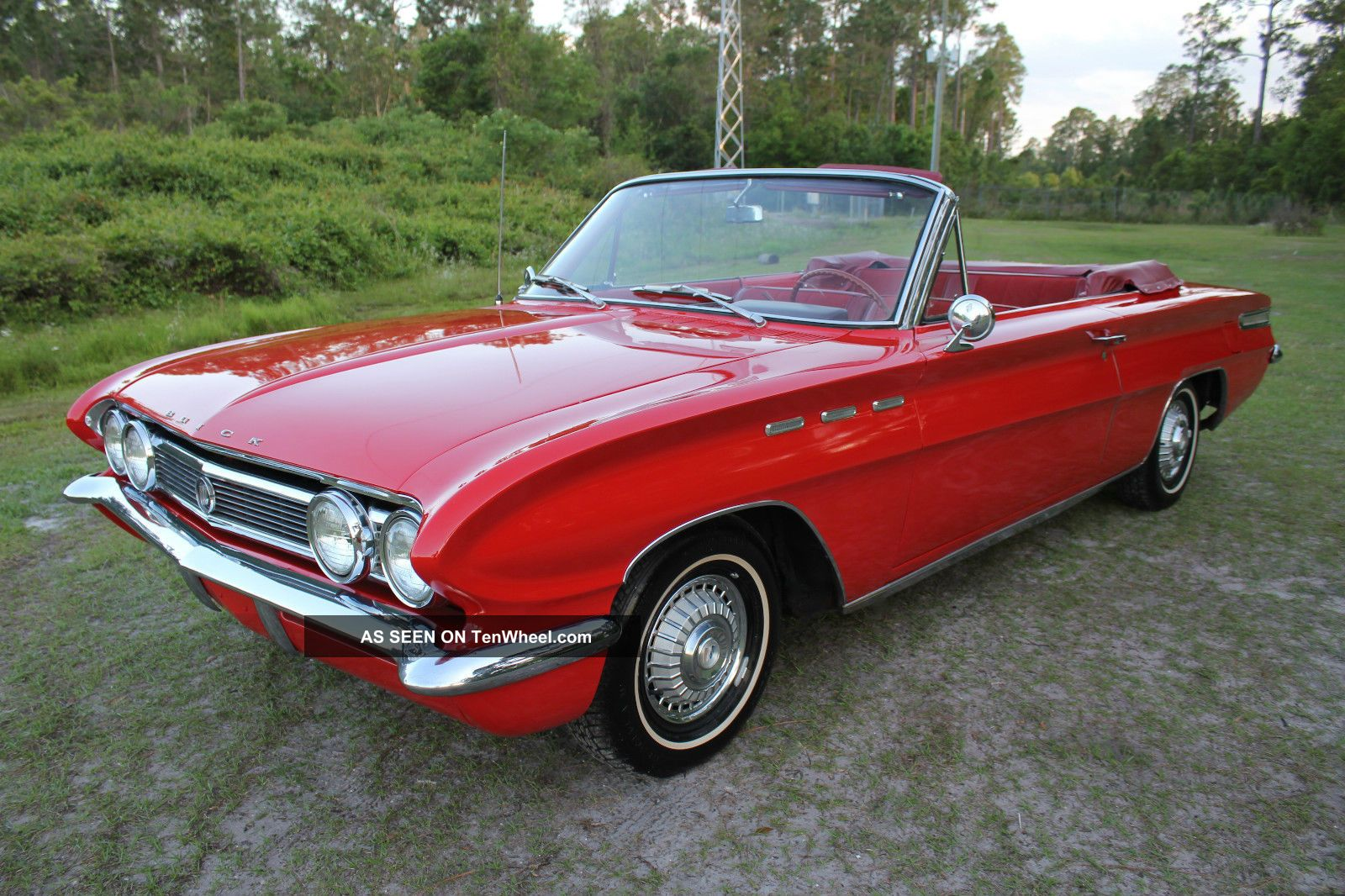 1962 Buick Skylark Special Convertible Fireball Out Me Know Skylark photo