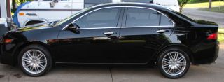 2005 Acura Tsx Base Sedan 4 - Door 2.  4l photo