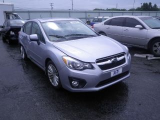 2012 Subaru Impreza Limited Wagon 4 - Door 2.  0l photo