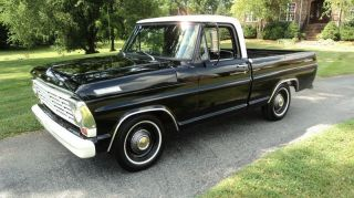1967 Ford F100 Pickup - Swb - 50 Photos - photo