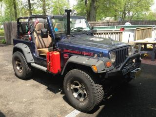 1997 Jeep Wrangler Tj Fully Custom photo