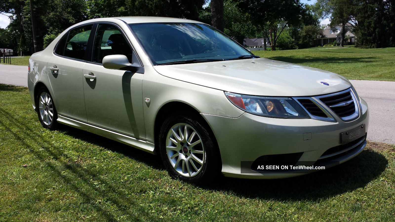 2008 Saab 9 - 3 Great Shape 9-3 photo