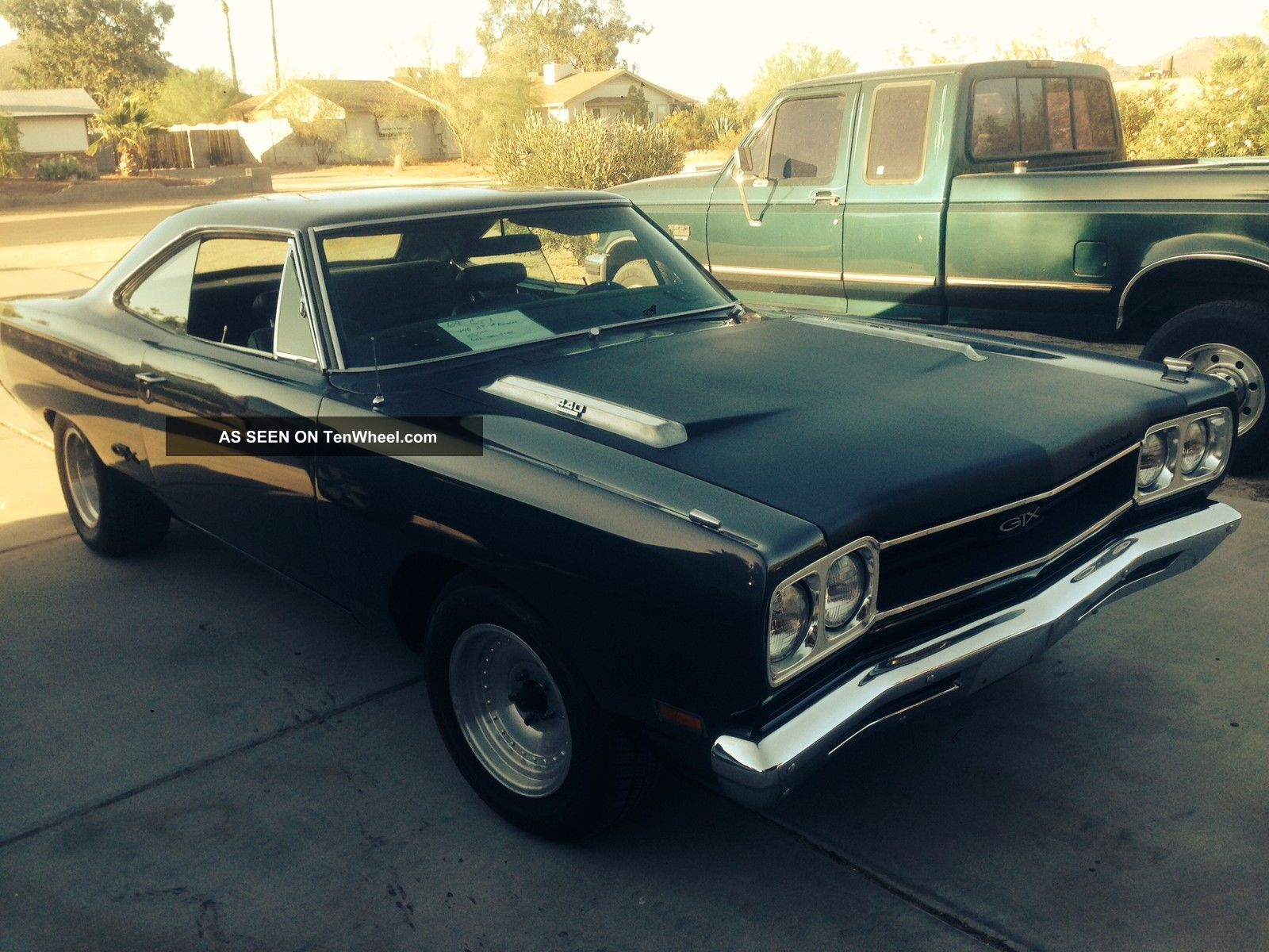 1969 Plymouth Gtx GTX photo