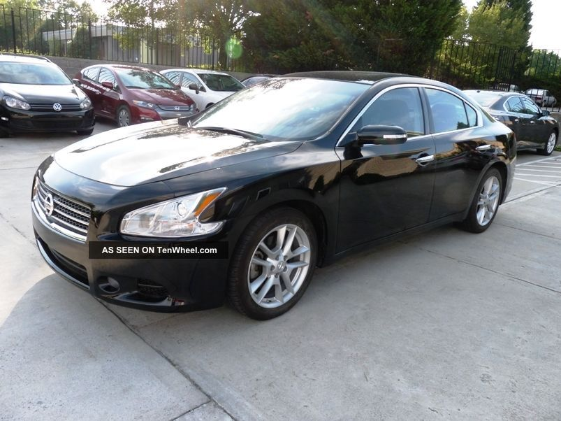 2011 nissan maxima sport pkg aluminum wheels. Black Bedroom Furniture Sets. Home Design Ideas