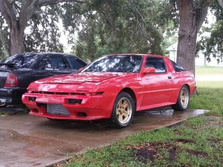 1988 Chrysler Conquest Tsi photo