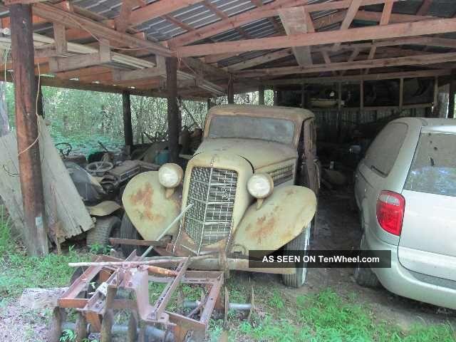 1935 Auburn 653 Sedan Other Makes photo