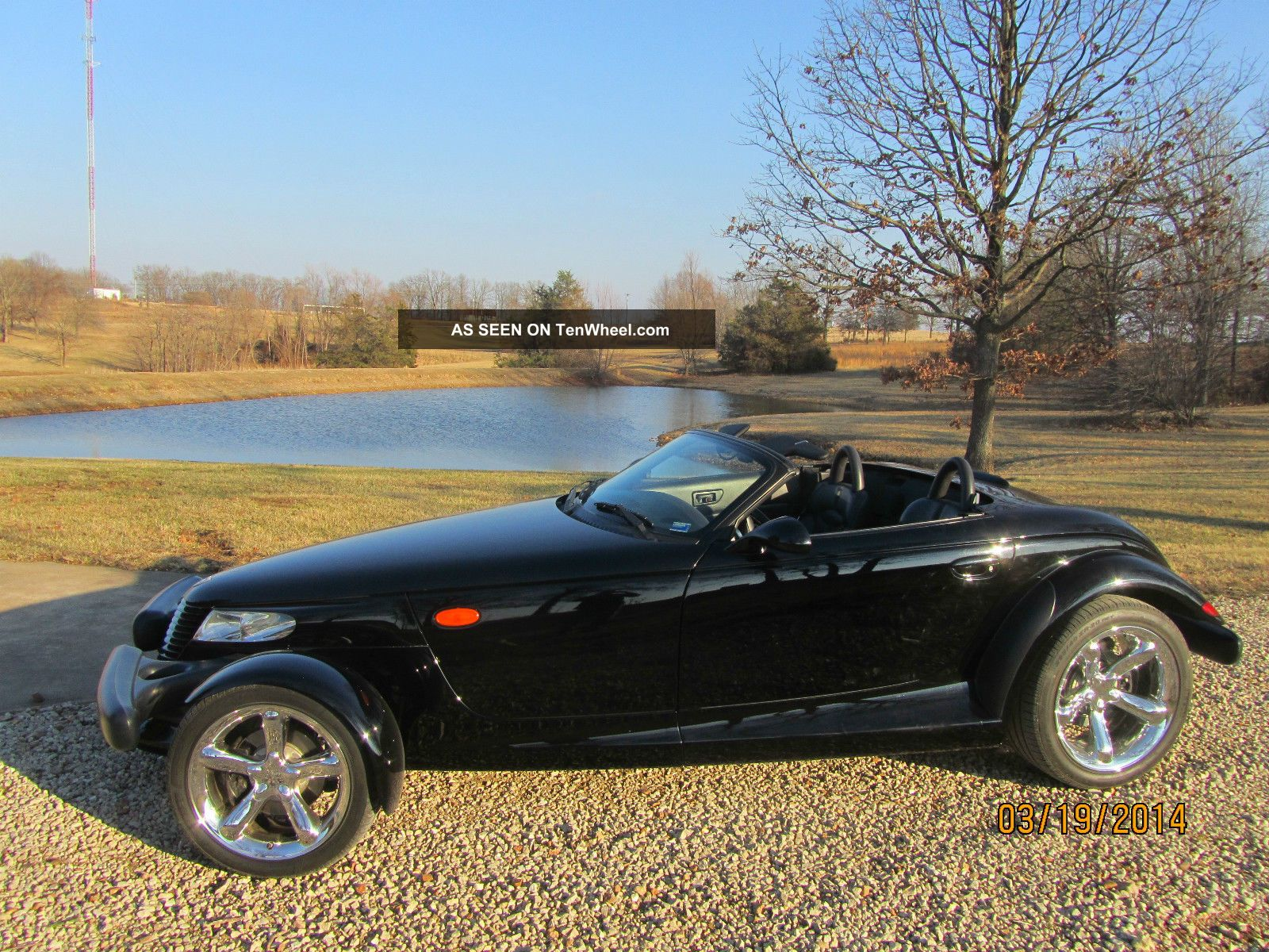 2000 Plymouth Prowler Base Convertible 2 - Door 3.  5l Prowler photo