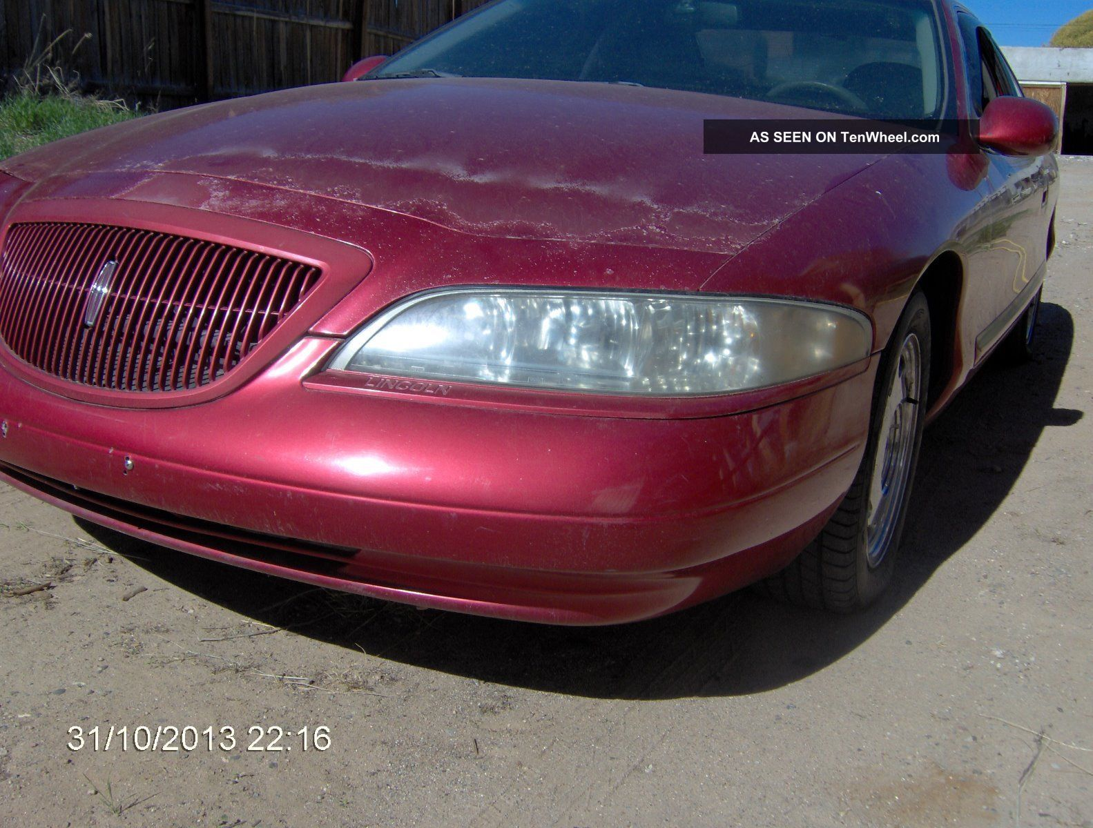 Lincoln Mark Viii 1998 Lsc Mark Series photo