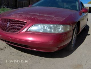 Lincoln Mark Viii 1998 Lsc photo