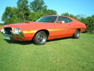 1972 Ford Torino photo