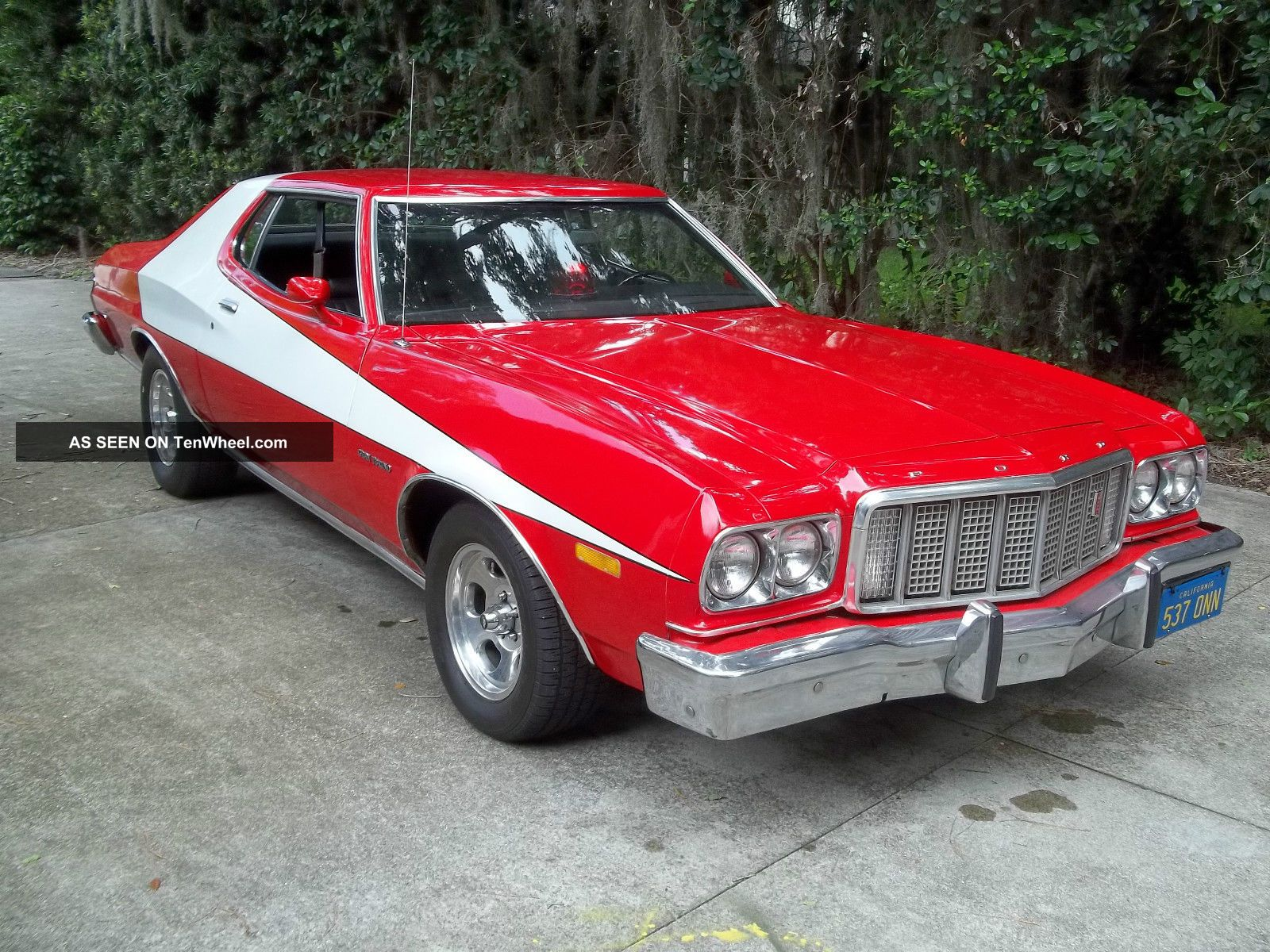 Cars Trucks Ford Torino Web Museum 1969 Gt Convertible 1974 Gran Starsky And Hutch Car Photo