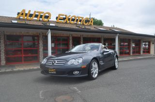 2008 Mercedes - Benz Sl550 Base Convertible 2 - Door 5.  5l photo