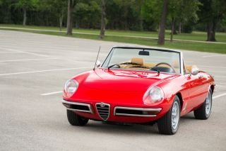 1969 Alfa Romeo Duetto - - Beautifully Presented & Ready To Enjoy photo