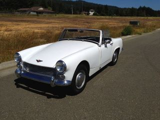 1965 Austin Healey Sprite Convertable photo