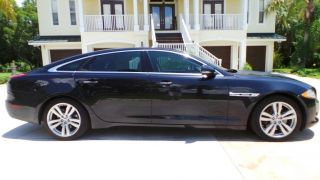 2012 Jaguar Xjl Portfolio Executive Pkg photo