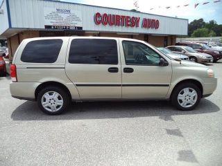 2007 Chevrolet Uplander Ls Mini Passenger Van 4 - Door 3.  9l photo