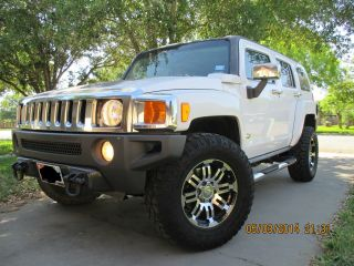 2006 Hummer H3 4wd Adventure / Luxury Pkg photo