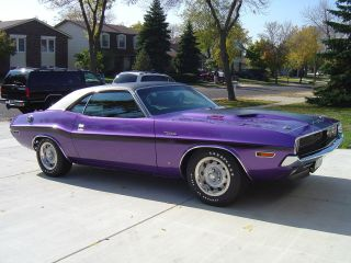 1970 Dodge Challenger Rt Six Pack photo