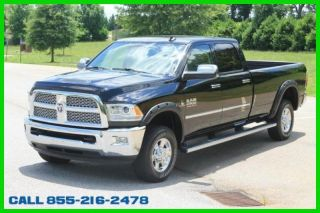 2013 Laramie Turbo 6.  7l I6 24v 4wd Pickup Truck photo
