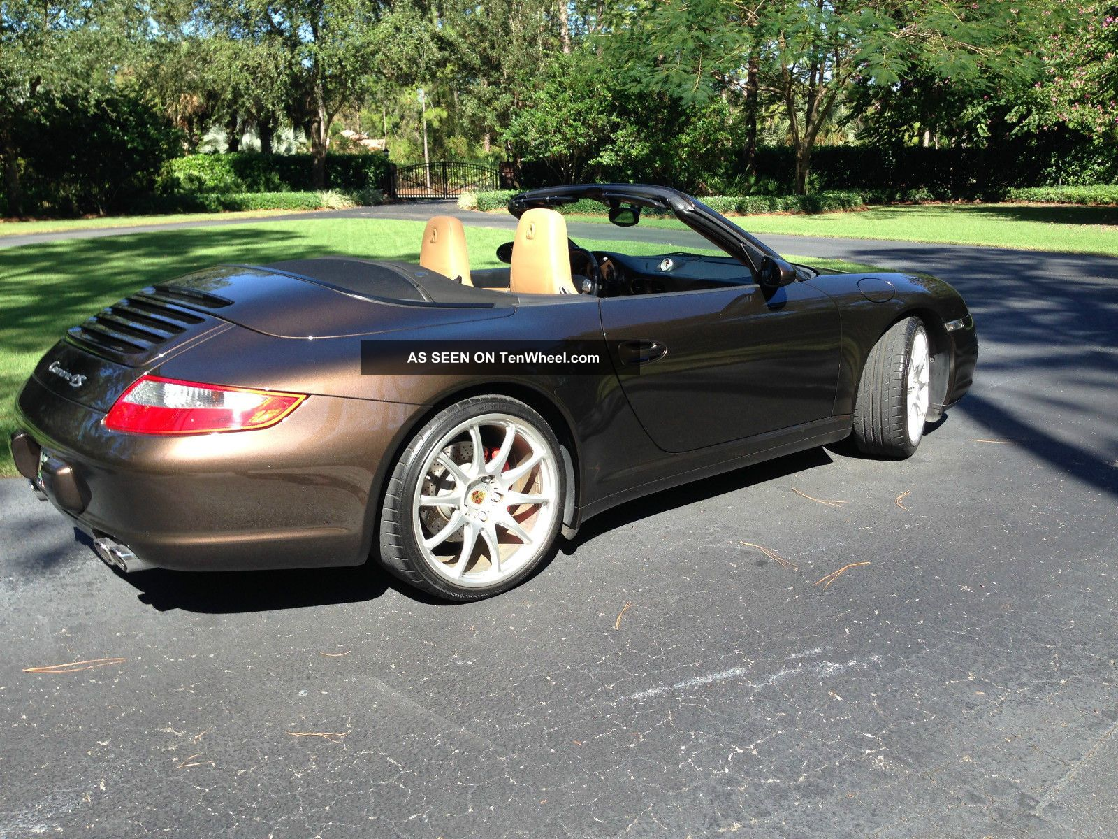2008 porsche 911 carrera 4s convertible 2 door 3 8l. Black Bedroom Furniture Sets. Home Design Ideas