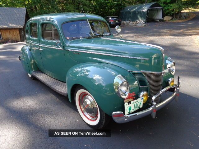 1940 Ford Deluxe Sedan Other photo