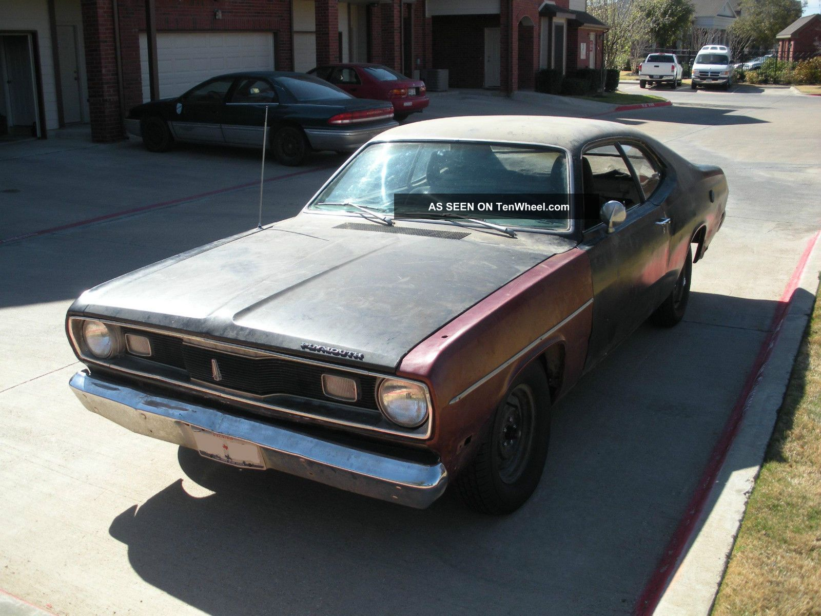 1970 Plymouth Duster,  Base Model Duster photo