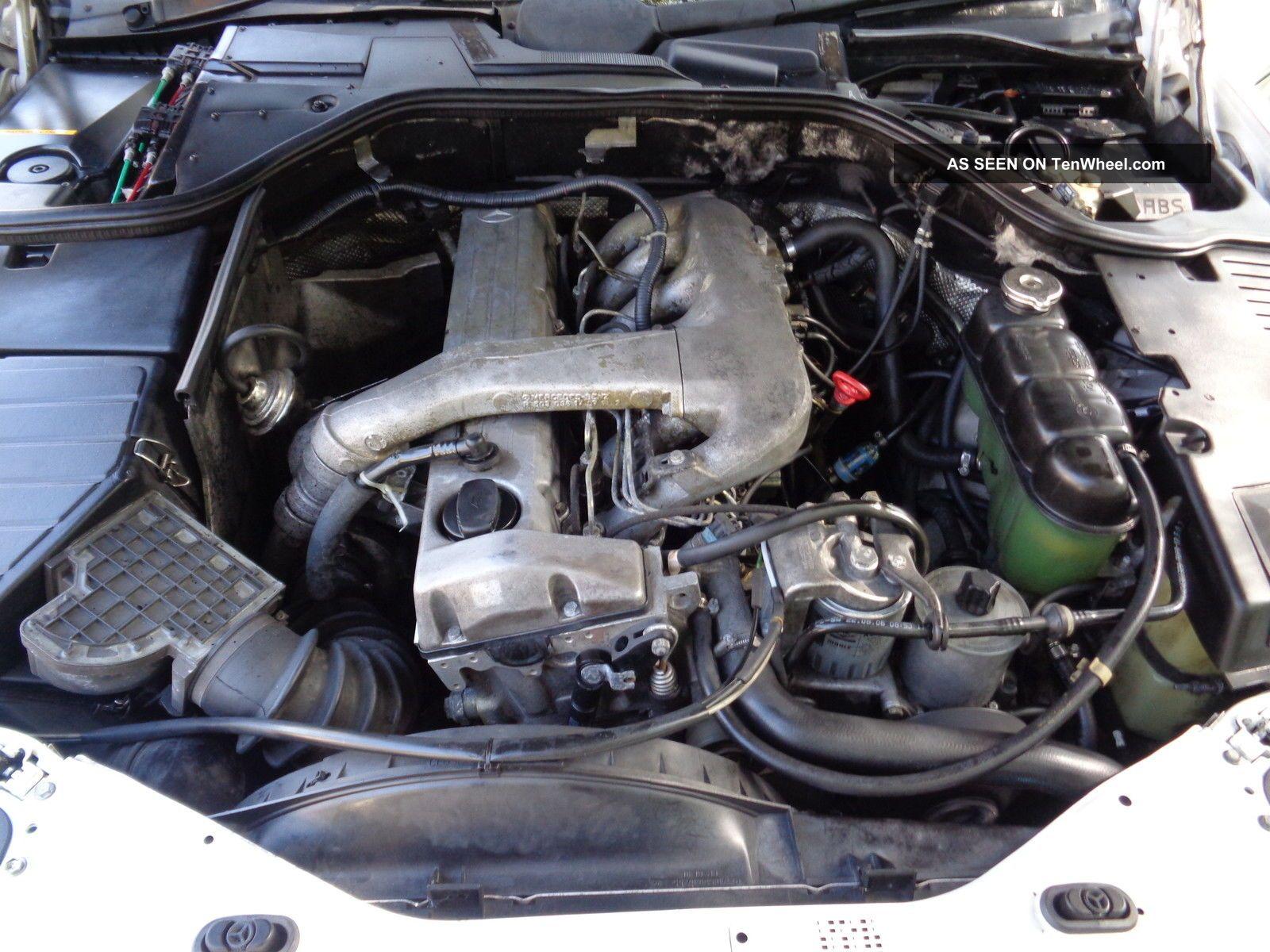 How to bleed brakes 1993 mercedes benz 300sd service for 1993 mercedes benz 300sd