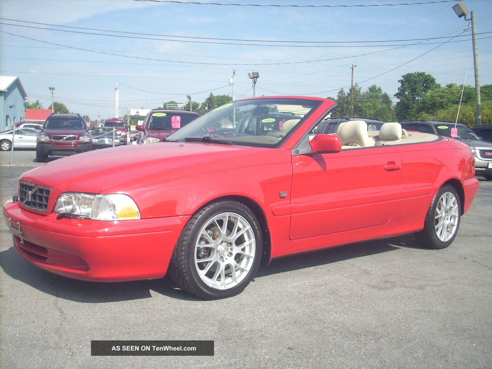 2004 Volvo C70 Lt Convertible 2 - Door 2.  4l C70 photo