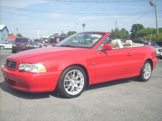 2004 Volvo C70 Lt Convertible 2 - Door 2.  4l photo