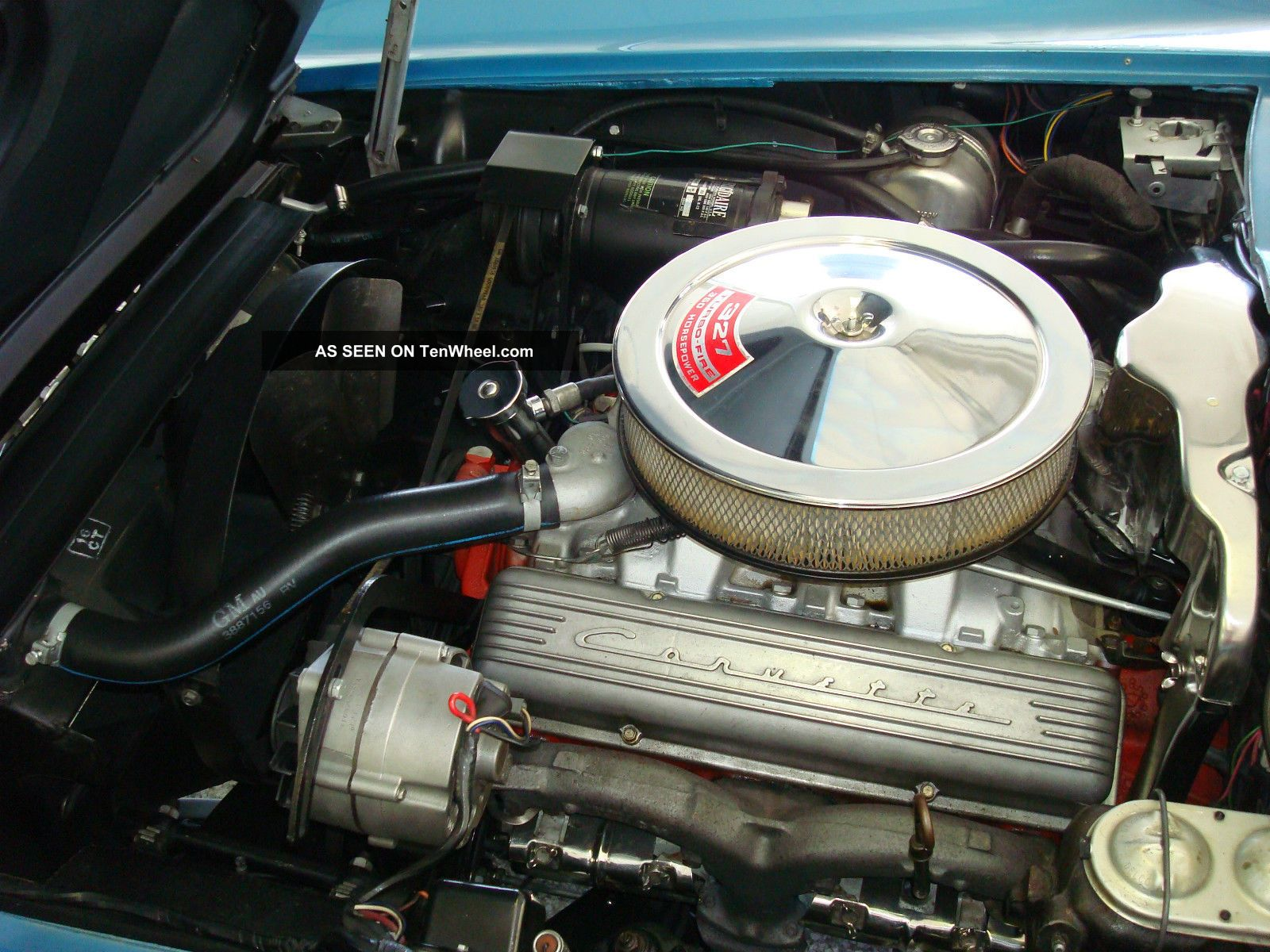 1965 chevy 327 engine specs 1965 free engine image for for Chevy truck with corvette motor