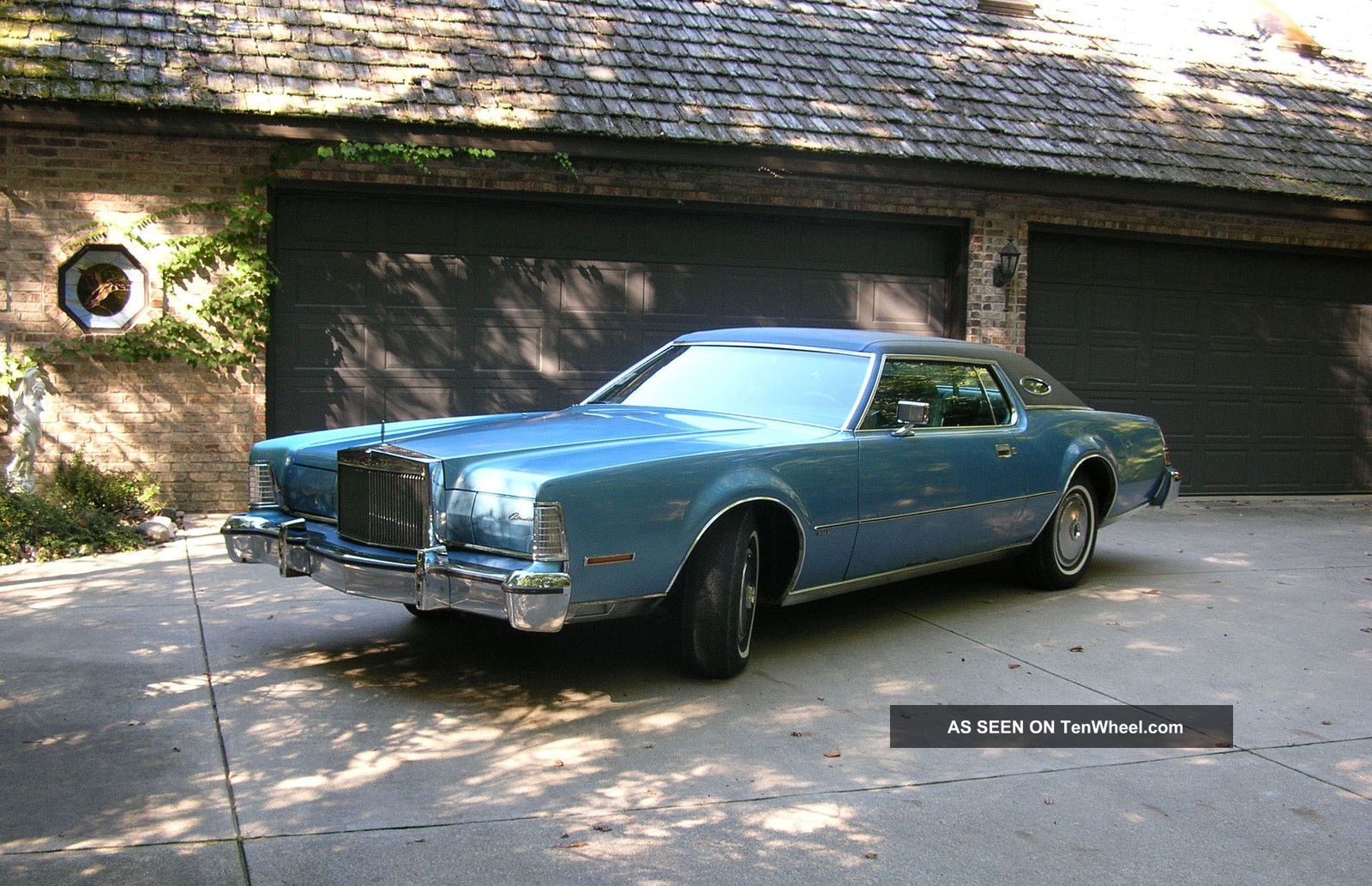 1974 Lincoln Continental Mark Iv, Mark Series photo